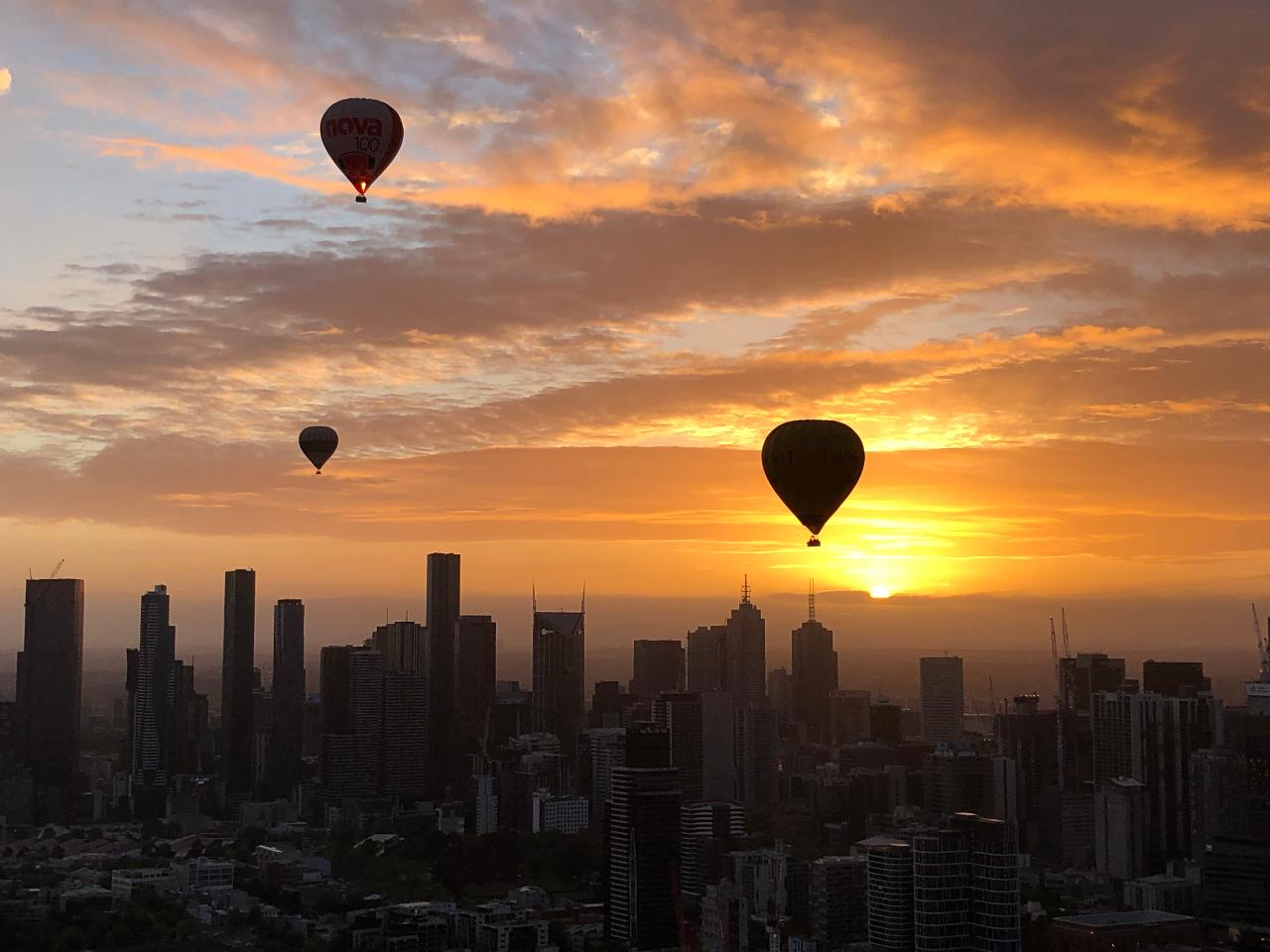 Balloon Flight Melbourne