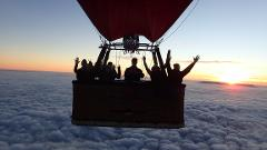 Gift Card for a Balloon Flight over Northern Tasmania
