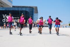 """Tour trottinette électrique - Marseille """"La Totale"""" - E-scooter tour of Marseille"""