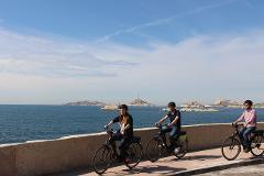 """Tour velo électrique """"Easy Massilia"""""""