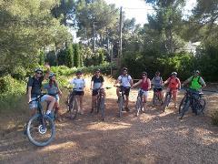 """Tour Velo Electrique Cassis """"Les 12 Domaines"""" (niveau facile) 2h30"""