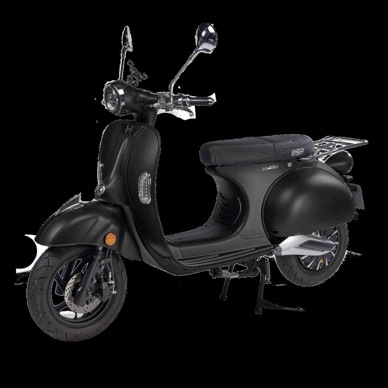Location Scooter électrique Pink Style 50cc
