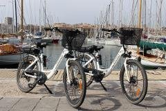 Location velo electrique 1/2 journee (e-bike rental 1/2 day)