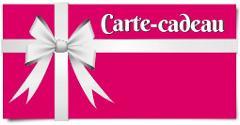 Bon cadeau - 15€ - Gift card