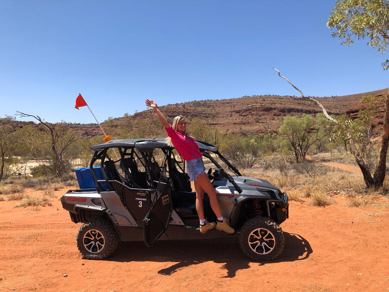 Full Day Outback Explorer