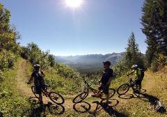 Denver Foothills Mountain Biking Tour