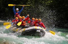 White River Rafting and Gold Mining Town Sightseeing Tour