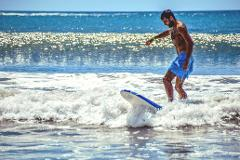 Surf Lesson 3 Night Package