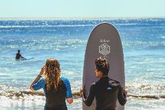 Surf Lesson 7 Night Package