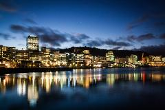 Twilight tour of Wellington