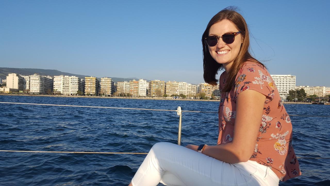 Thessaloniki sailing tour with Captain's meze 3hr