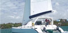 HARRIS WILSON WEST - STARLIGHT DINNER (Winter Bare Boat Charter)