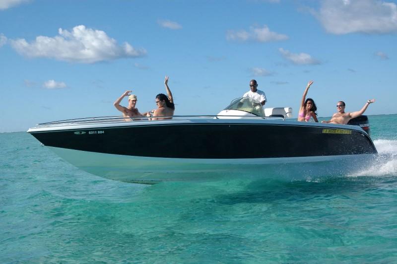 Ile Aux Cerfs Shuttle Boat