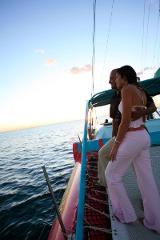 Sunset Cruise - Le Pacha | Bare Boat Charter