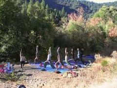 Yoga & Rafting Retreat