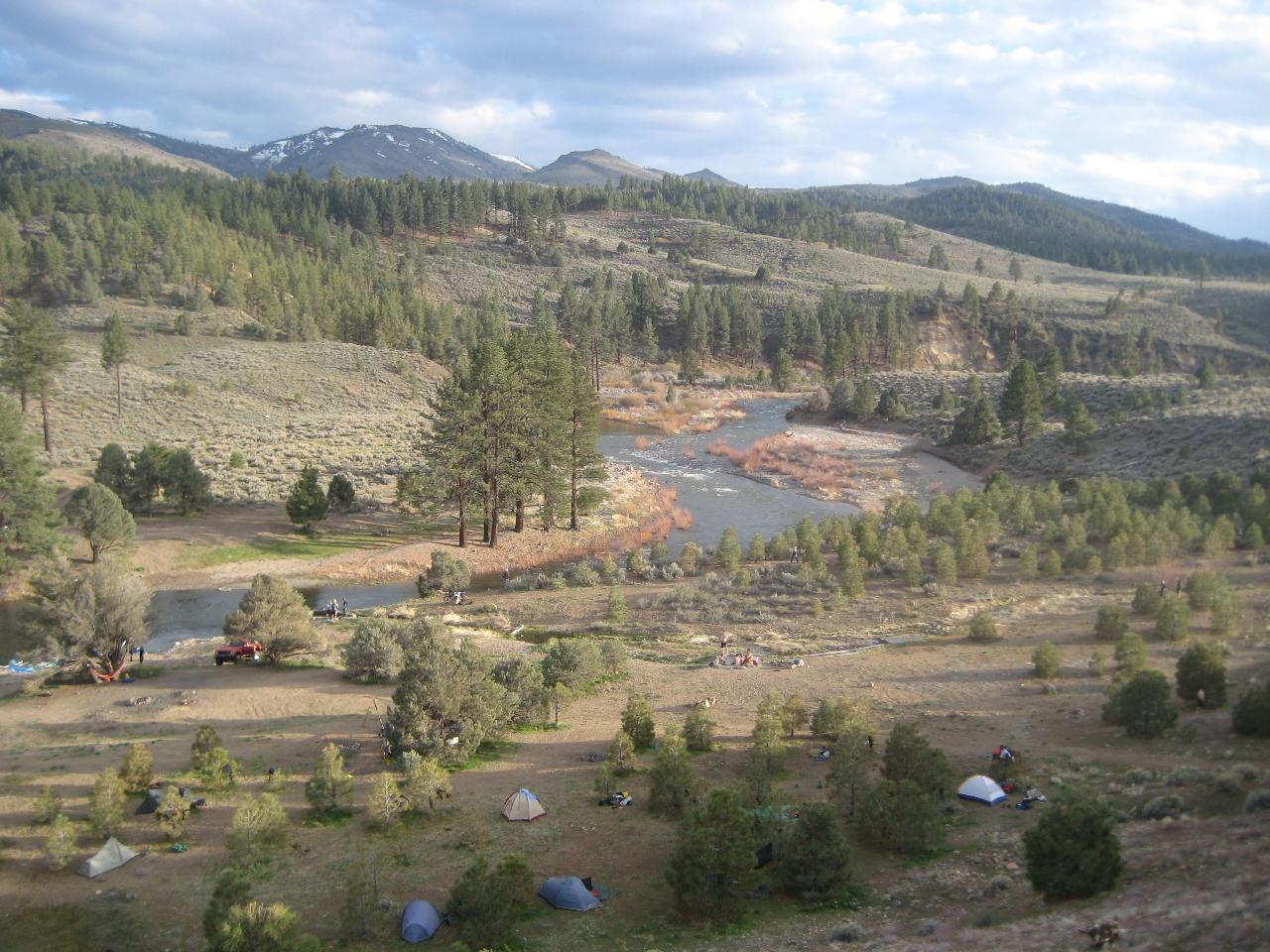 Carson River 2 Day Rafting Trip (Class II)