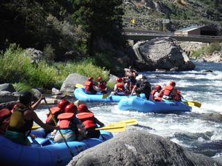 Truckee River Half Day Rafting Trip (Class II-III)