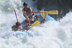 Middle Fork American 2 Day Rafting Trip (Class IV)
