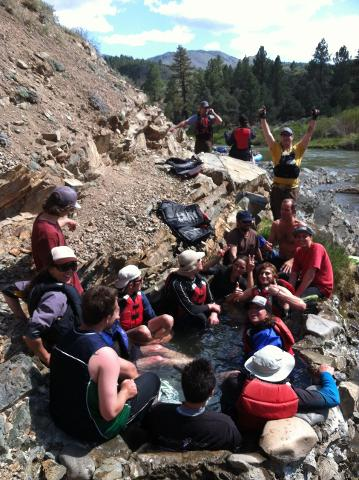 2017 Whitewater Guide School (Class II-V)