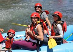 Truckee River Full Day Rafting Trip (Class IV)