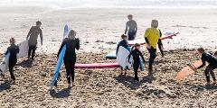 Surfboard Hire - Half Day