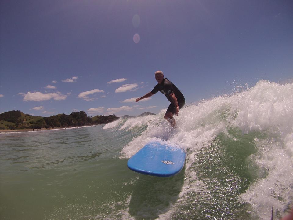 Progression Surf Lesson