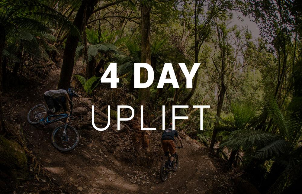 4 Day Uplift