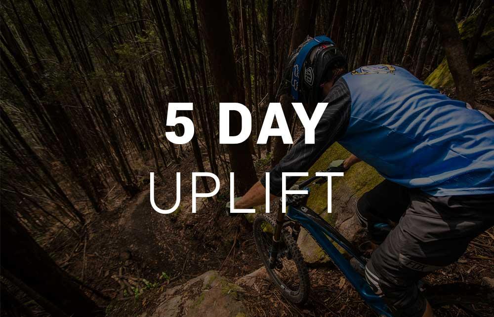 5 Day Uplift