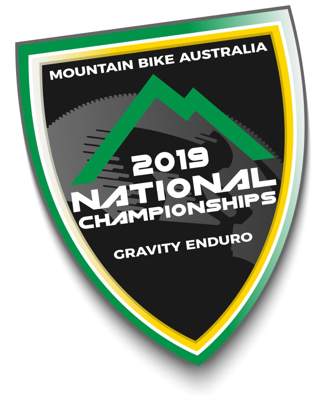 Gravity Enduro National Championship Junior Categories