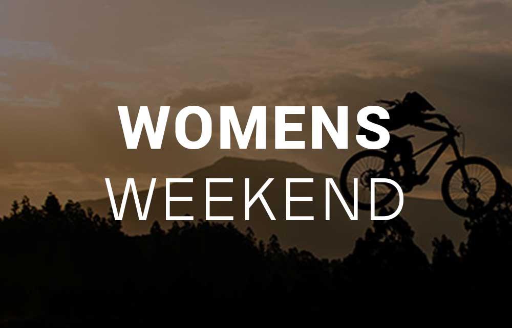 Womens Weekend | Jumps & Berms