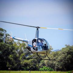 1HR Trial Introductory Flight R22 (TIF)