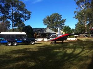 Air Ground Safari