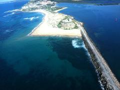 Port Stephens and Newcastle Scenic Flight